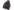 Штепсель Luxel чорний плоский
