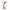 LED Лампа Настольная Luxel 7W, 490Lm, 4000К, красный